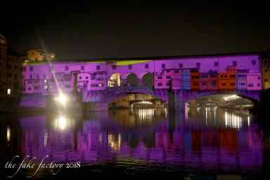 the fake factory videomapping ponte vecchio firenze 2018_00512