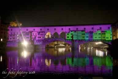 the fake factory videomapping ponte vecchio firenze 2018_00513
