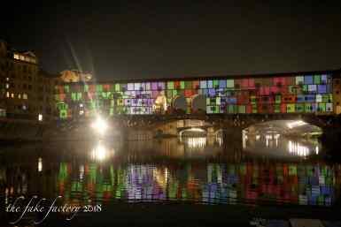 the fake factory videomapping ponte vecchio firenze 2018_00520