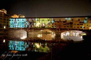 the fake factory videomapping ponte vecchio firenze 2018_00523