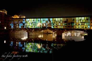the fake factory videomapping ponte vecchio firenze 2018_00526