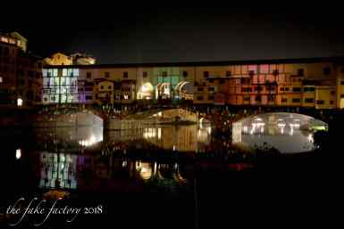 the fake factory videomapping ponte vecchio firenze 2018_00530