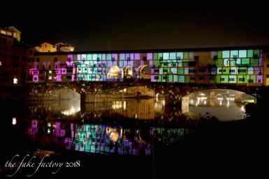the fake factory videomapping ponte vecchio firenze 2018_00533
