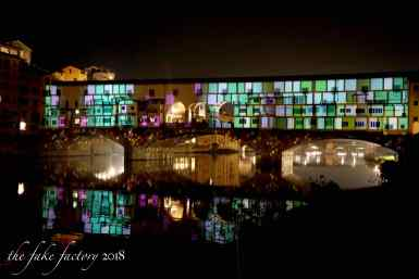 the fake factory videomapping ponte vecchio firenze 2018_00535