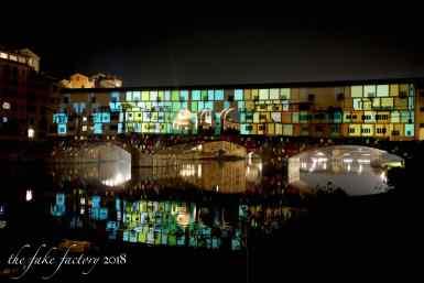 the fake factory videomapping ponte vecchio firenze 2018_00543