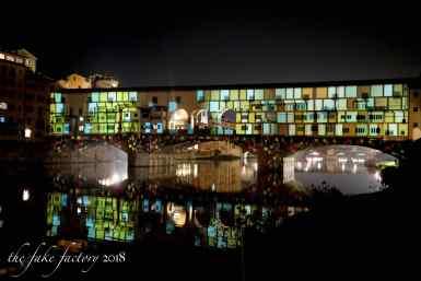 the fake factory videomapping ponte vecchio firenze 2018_00545