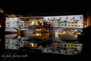 the fake factory videomapping ponte vecchio firenze 2018_00565
