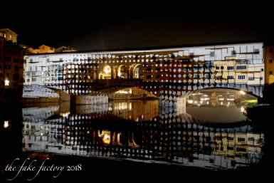 the fake factory videomapping ponte vecchio firenze 2018_00585