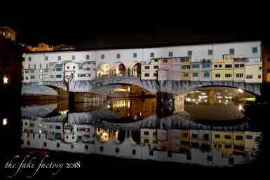 the fake factory videomapping ponte vecchio firenze 2018_00593