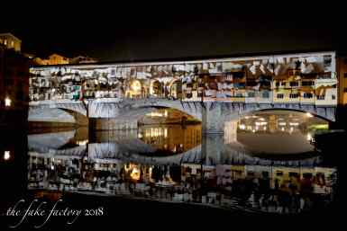 the fake factory videomapping ponte vecchio firenze 2018_00601