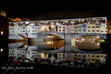 the fake factory videomapping ponte vecchio firenze 2018_00604