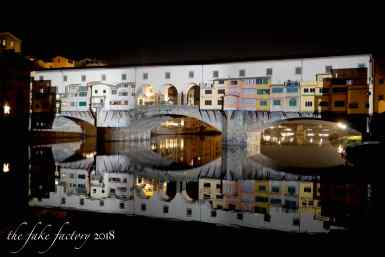 the fake factory videomapping ponte vecchio firenze 2018_00610