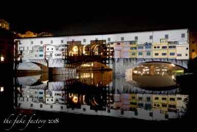 the fake factory videomapping ponte vecchio firenze 2018_00616