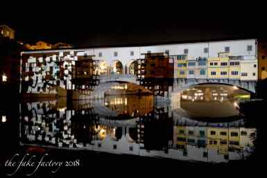 the fake factory videomapping ponte vecchio firenze 2018_00619