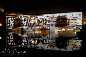 the fake factory videomapping ponte vecchio firenze 2018_00621