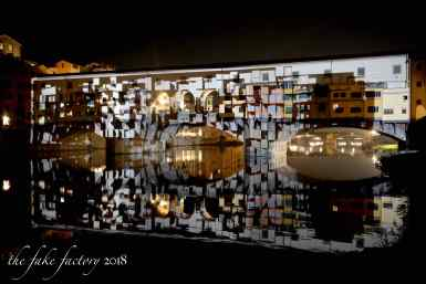 the fake factory videomapping ponte vecchio firenze 2018_00622