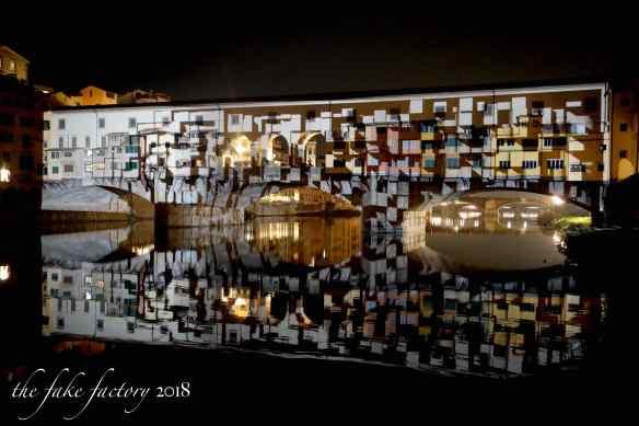 the fake factory videomapping ponte vecchio firenze 2018_00627