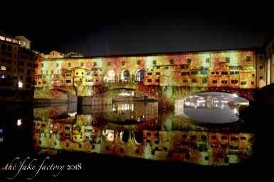 the fake factory videomapping ponte vecchio firenze 2018_00646