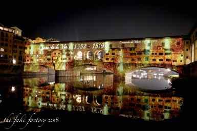 the fake factory videomapping ponte vecchio firenze 2018_00648