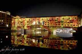 the fake factory videomapping ponte vecchio firenze 2018_00650