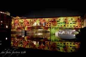 the fake factory videomapping ponte vecchio firenze 2018_00651