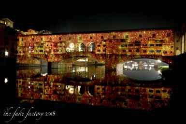 the fake factory videomapping ponte vecchio firenze 2018_00659