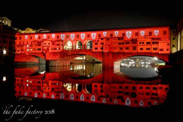 the fake factory videomapping ponte vecchio firenze 2018_00663