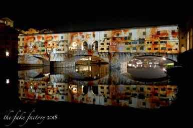 the fake factory videomapping ponte vecchio firenze 2018_00665