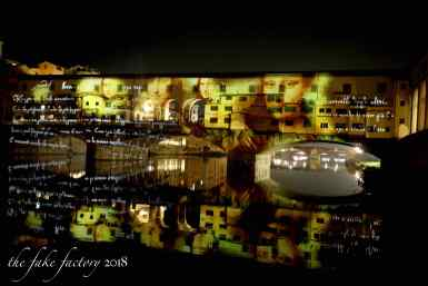 the fake factory videomapping ponte vecchio firenze 2018_00673