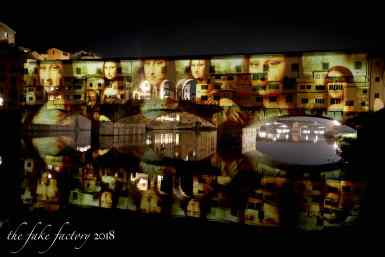 the fake factory videomapping ponte vecchio firenze 2018_00674