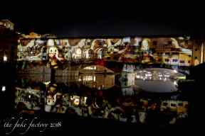 the fake factory videomapping ponte vecchio firenze 2018_00677