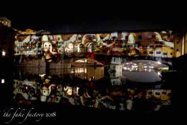 the fake factory videomapping ponte vecchio firenze 2018_00679