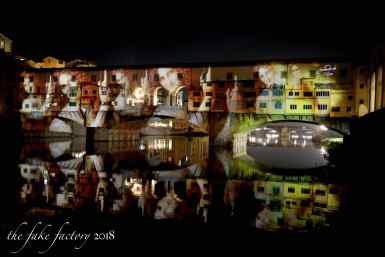 the fake factory videomapping ponte vecchio firenze 2018_00685