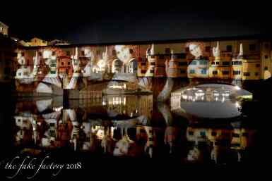 the fake factory videomapping ponte vecchio firenze 2018_00689