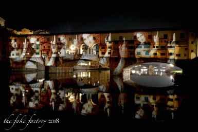 the fake factory videomapping ponte vecchio firenze 2018_00690
