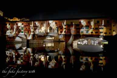 the fake factory videomapping ponte vecchio firenze 2018_00691
