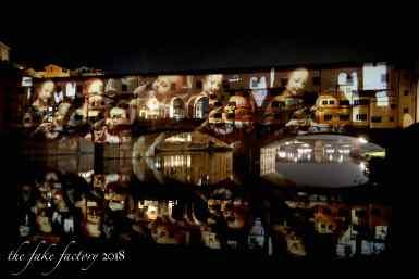 the fake factory videomapping ponte vecchio firenze 2018_00692