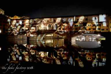 the fake factory videomapping ponte vecchio firenze 2018_00697