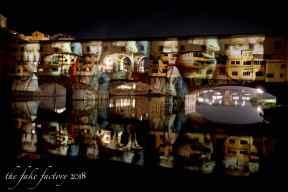 the fake factory videomapping ponte vecchio firenze 2018_00700