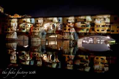the fake factory videomapping ponte vecchio firenze 2018_00702