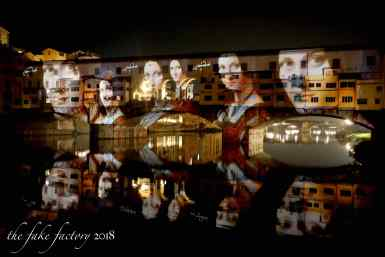 the fake factory videomapping ponte vecchio firenze 2018_00704