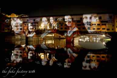 the fake factory videomapping ponte vecchio firenze 2018_00707