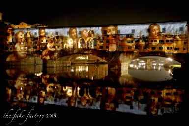 the fake factory videomapping ponte vecchio firenze 2018_00713