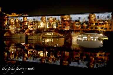 the fake factory videomapping ponte vecchio firenze 2018_00714