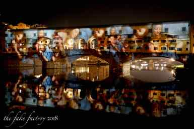 the fake factory videomapping ponte vecchio firenze 2018_00715