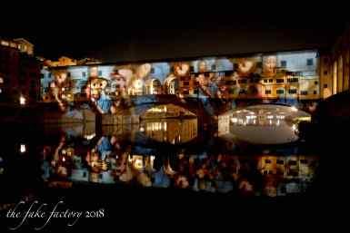 the fake factory videomapping ponte vecchio firenze 2018_00716
