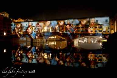 the fake factory videomapping ponte vecchio firenze 2018_00717