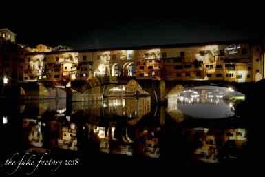 the fake factory videomapping ponte vecchio firenze 2018_00725