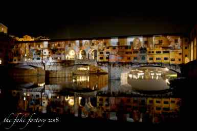 the fake factory videomapping ponte vecchio firenze 2018_00728