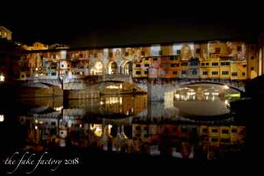 the fake factory videomapping ponte vecchio firenze 2018_00729